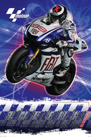 Moto G.P (Jorge Lorenzo 2010)