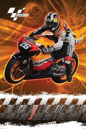 Moto G.P (Dani Pedrosa 2010)