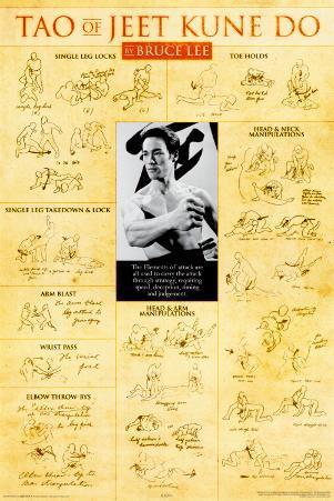 Bruce Lee Teachings
