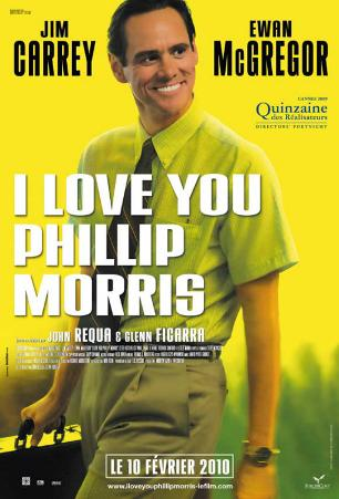 I Love You Philip Morris - French Style Movie Poster
