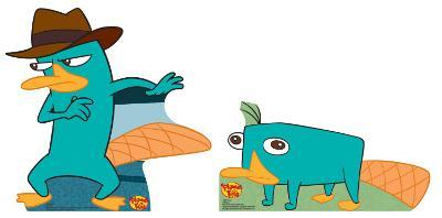 Agent P and Perry