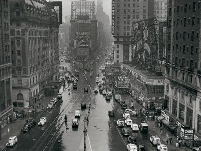 Times Square, New York City, c.1935