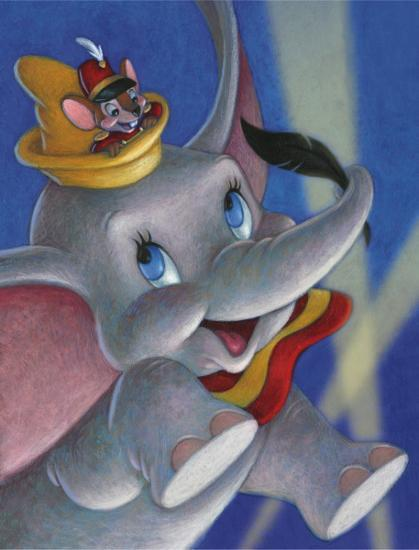 dumbo and timothy mouse the magic feather posters at allposters com