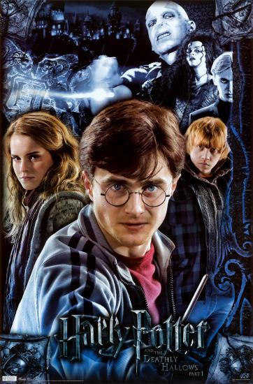 deathly hallows part 1 collage photo at allposters com