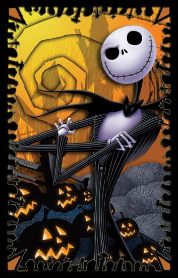 nightmare before christmas about the product - The Nightmare Before Christmas Poster