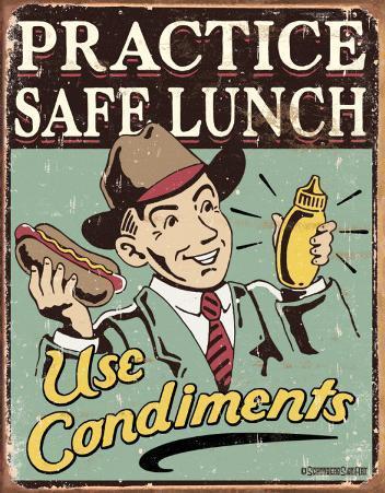 Schonberg - Safe Lunch