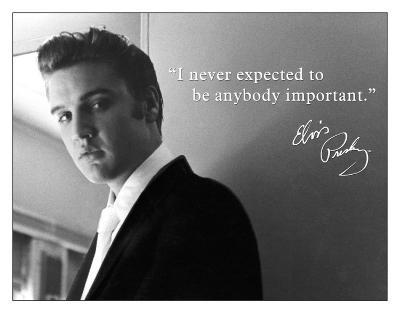 Elvis - Important