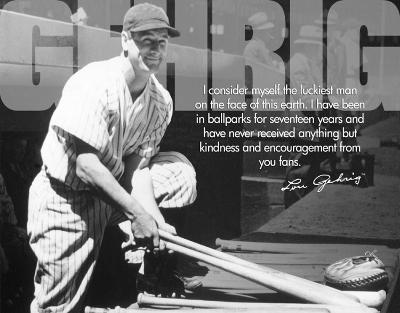 Gehrig - Luckiest Man