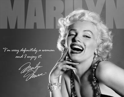 Marilyn - Definitely