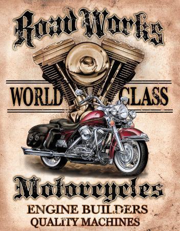 Legends - Road Works