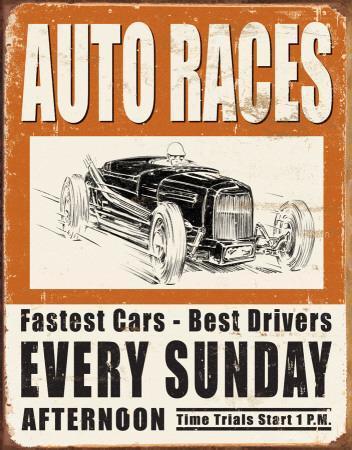 Vintage Auto Races