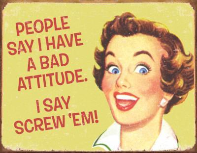 Ephemera - Bad Attitude