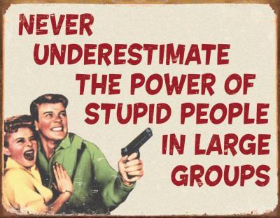 Ephemera - Stupid People