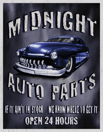 Legends - Midnight Auto Parts