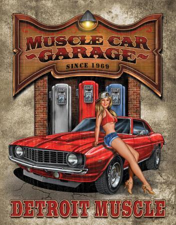 Legends - Muscle Car Garage