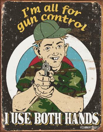 Schonberg - Gun Control