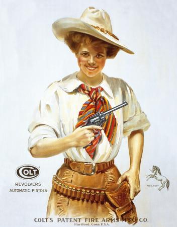 COLT - Western Girl