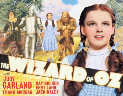 Wizard of Oz - Yellow Brick Road