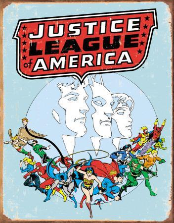 Justice League Retro