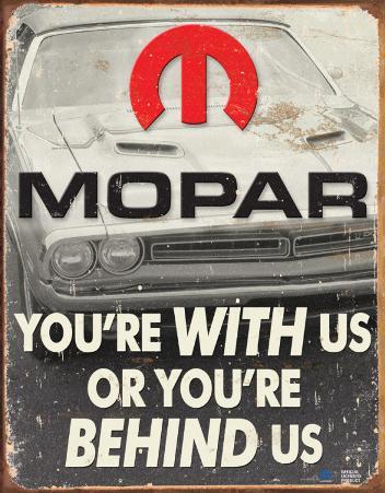 MOPAR - You're Behind Us