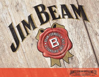 Jim Beam - Woodcut