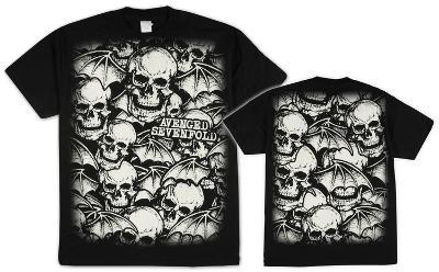 Avenged Sevenfold - Skull Bats