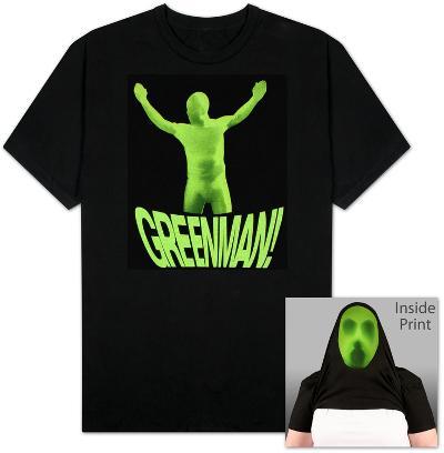 It's Always Sunny in Philadelphia - Greenman Face