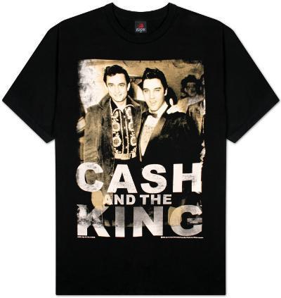 Johnny Cash - Cash & King
