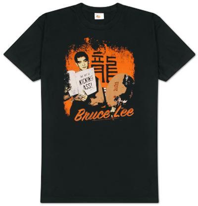 Bruce Lee - Kicking Ass!