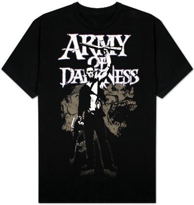 Army of Darkness - Distressed Skulls