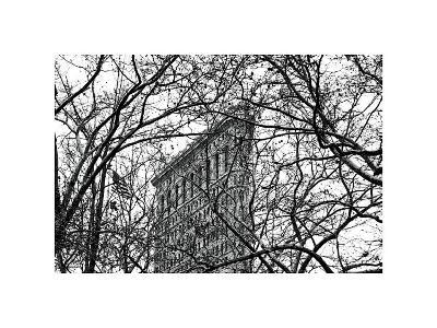 Veiled Flatiron Building