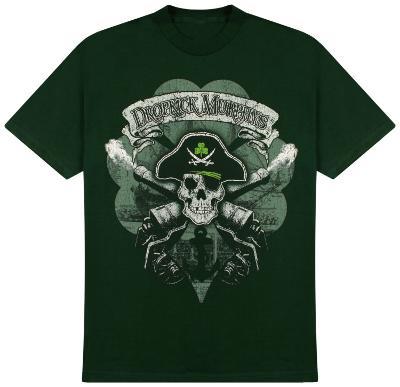 The Dropkick Murphys - Skulls Cannon Anchor/ Forest