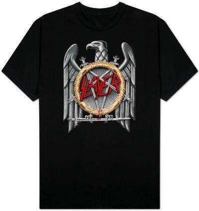 Slayer -  Silver Eagle