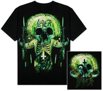 Slayer - Green Torso