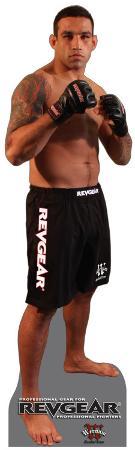 MMA Fighters - Fabricio Werdum Lifesize Standup