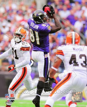Anquan Boldin 2010 Action