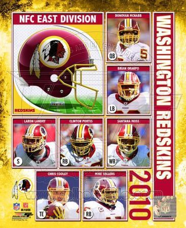 2010 Washington Redskins Composite