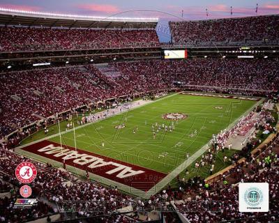 Bryant Denny Stadium University of Alabama 2010
