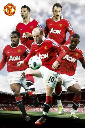Manchester United - players
