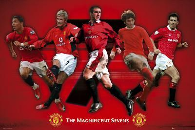 Manchester United - Magnificent Seven