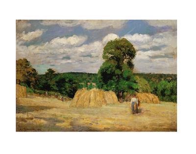 The Harvest, c.1876