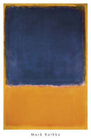 untitled  c 1950 print by mark rothko at allposters com