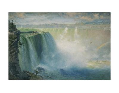 Blue Niagara, c.1884