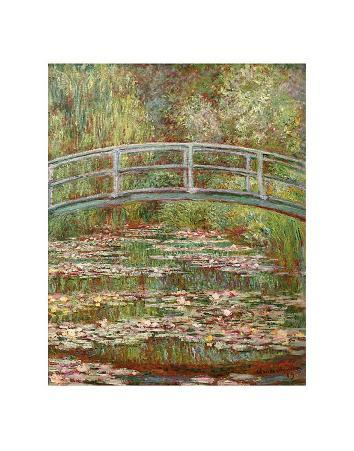 Water Lily Pond, c.1899