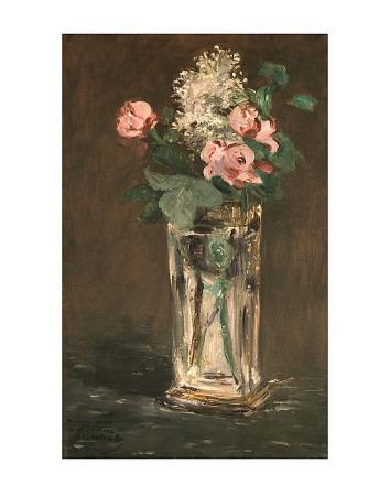 Flowers in a Vase, c.1882
