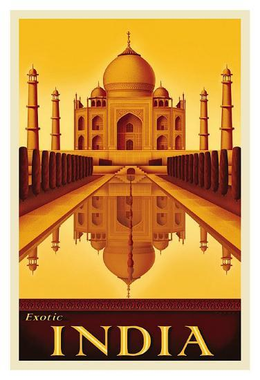 Exotic India Posters By Steve Forney At Allposters Com