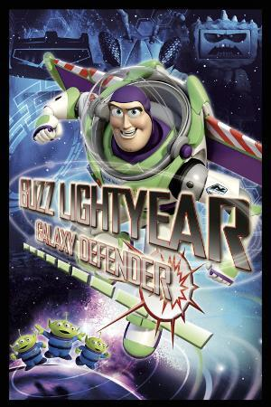 Buzz Lightyear: Galaxy Defender
