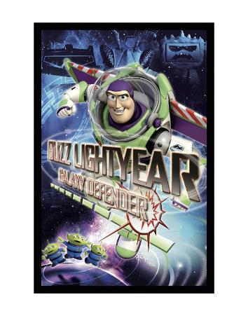 Buzz Lightyear: Galaxy Defender