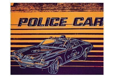 Police Car, c.1983