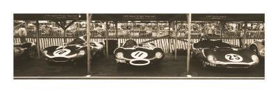 Jaguar D-Type, Tojeiro